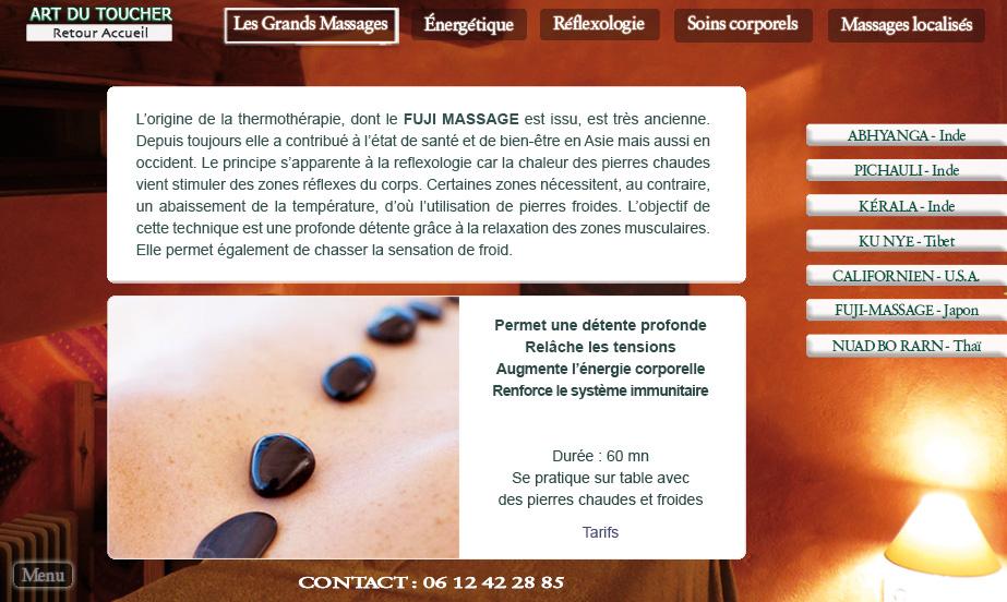 massage aux pierres chaudes art du toucher massages ayurvedique et du monde montpellier. Black Bedroom Furniture Sets. Home Design Ideas